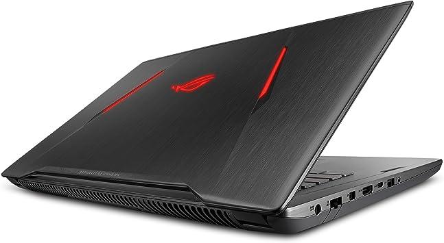 Amazon Com Asus Rog Strix Amd Gaming Laptop Ryzen 7 1700 Radeon Rx580 4gb 17 3 Fhd Freesync Display 16gb Ddr4 256gb Ssd 1tb Hdd Video Editing Gl702zc Renewed Computers Accessories
