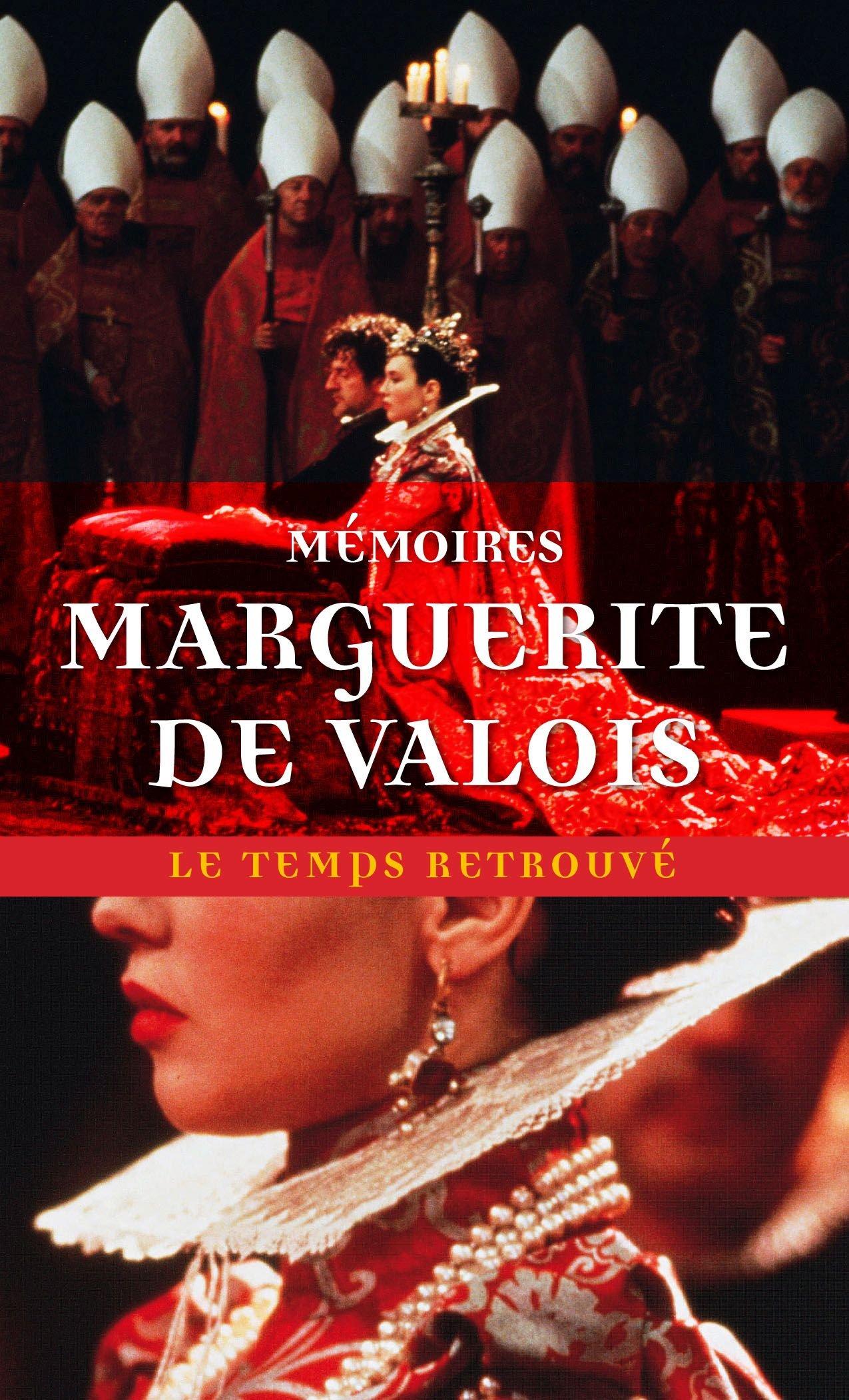 Mémoires de marguerite de Valois
