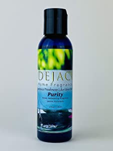 Dejaci Home Fragrance - Purity - Essential Oil Infused Fragrance Water, Air Freshener 4 oz