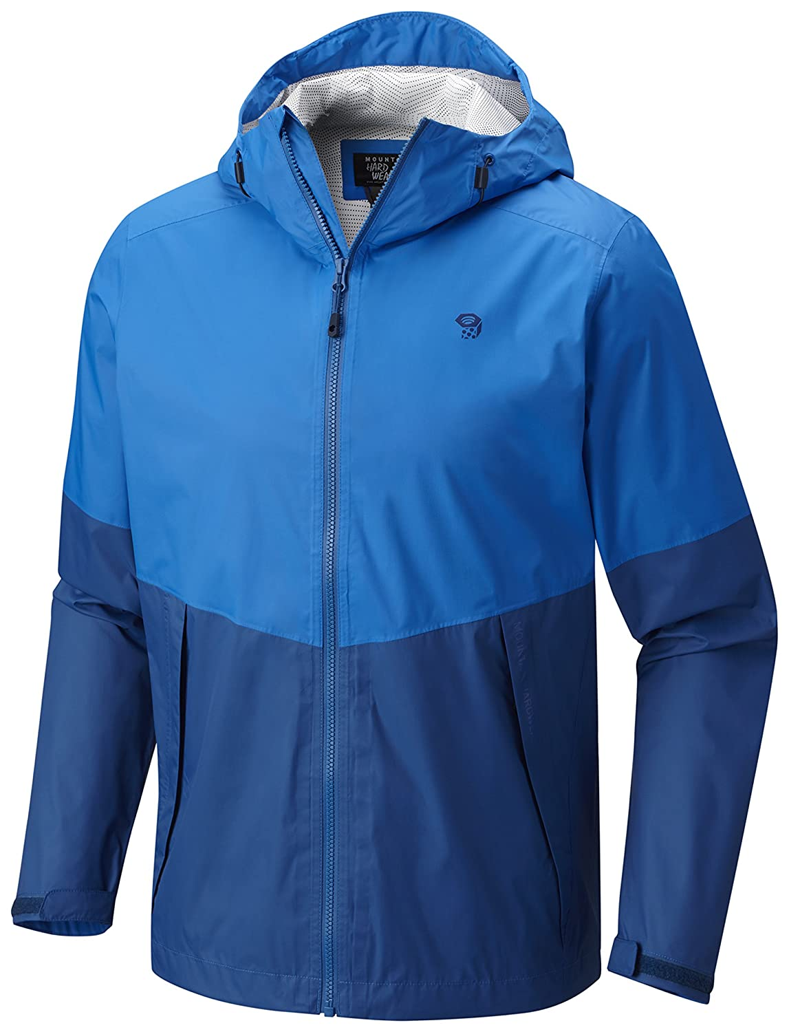 マウンテンハードウェア指数Jacket – Men 's B01N0I73ZB XX-Large|Altitude Blue/Nightfall Blue Altitude Blue/Nightfall Blue XX-Large