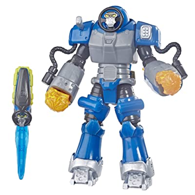 Power Rangers Beast Morphers Smash Beastbot 6-inch Action Figure Toy Inspired by The TV Show: Toys & Games