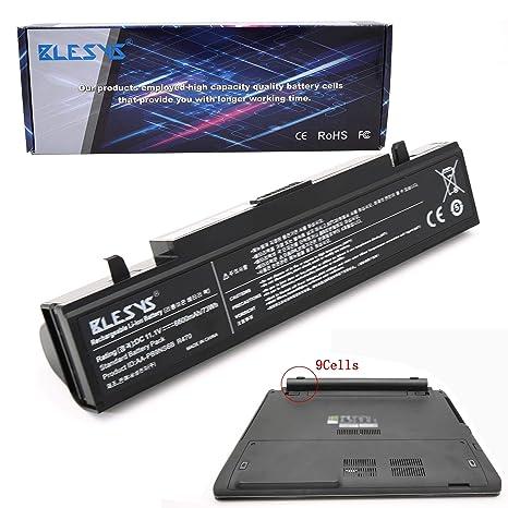 BLESYS 9-Células Batería para portátil Compatible con Samsung AA-PB9NC6B AA-PB9NS6B