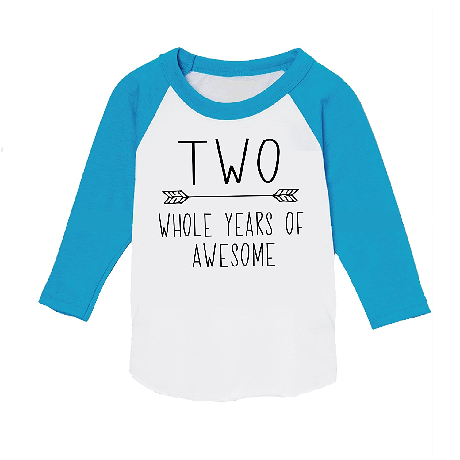 Amazon Second Birthday Boy Shirt 2nd For Boys Blue 2T Baby