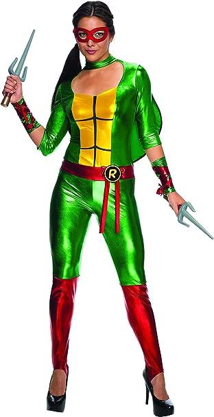 Adult Raphael Jumpsuit Sexy Costume