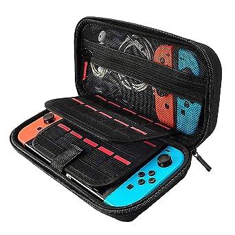 Funda para Nintendo Switch , Carcasa de Protección para 20 ...