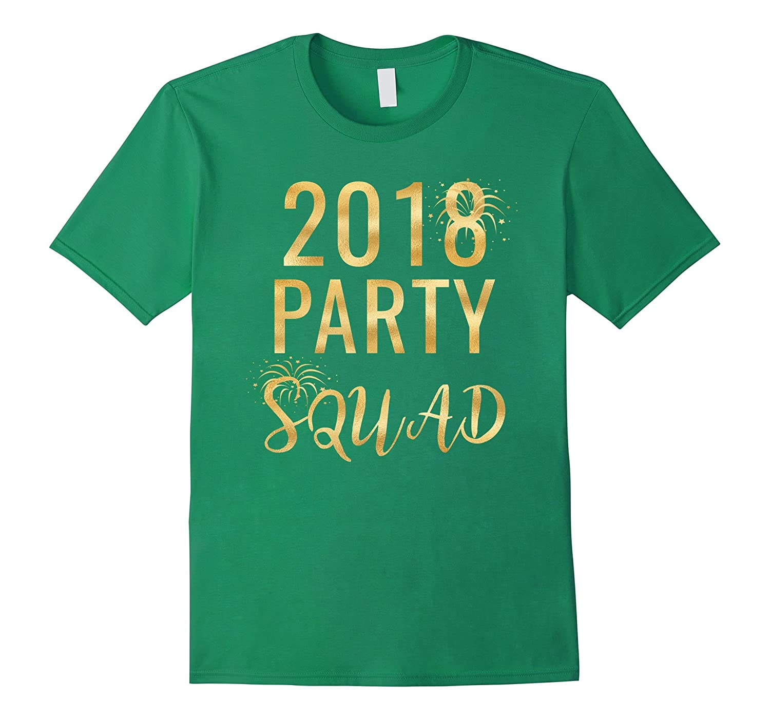 2018 Years Squad Matching Tees-Awarplus