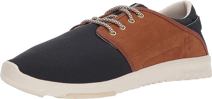 Etnies Scout Sneakers Herren Blau/Braun