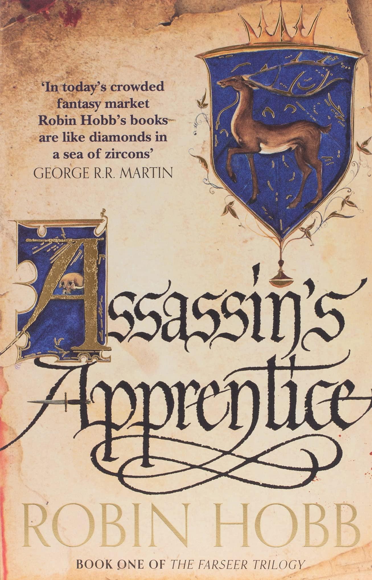 Assassin's Apprentice: Robin Hobb: Book 1 (The Farseer Trilogy):  Amazon.co.uk: Hobb, Robin: 9780007562251: Books