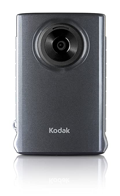 amazon com kodak mini video camera with sd card grey flash rh amazon com Kodak Mini Video Camera Red Kodak Mini Video Camera Manual