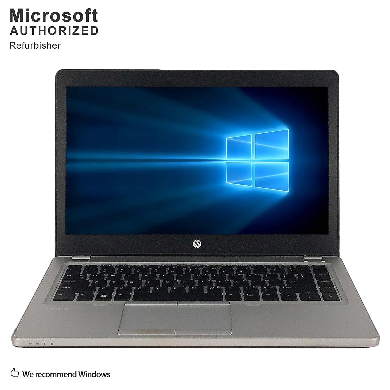 Amazon.com: HP EliteBook Folio 9480M 14in Intel Core i5-4310U 2.0GHz 8GB 180GB SSD Windows 10 Professional (Renewed): Computers & Accessories