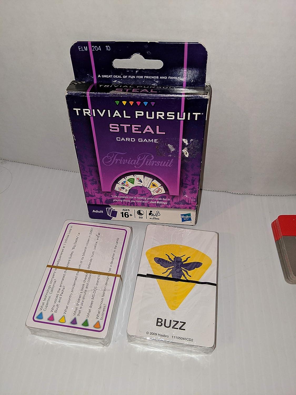 Trivial Pursuit Genus Edition Question Cards Pub Quiz Party