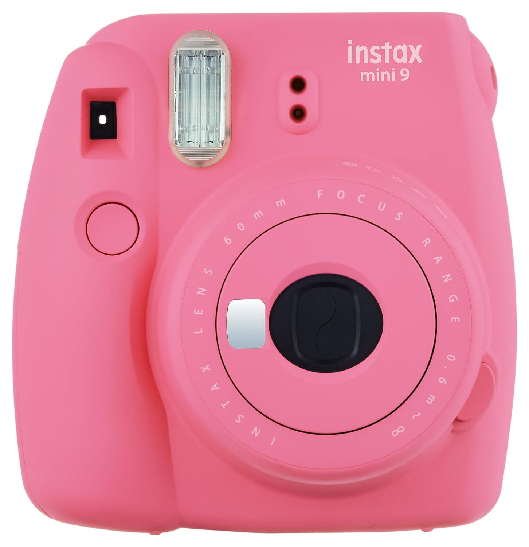 Fujifilm Instax Mini Cámara instantánea Solo cámara Rosa