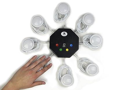 amazon com trebisky quiz answer game buzzer standalone system w