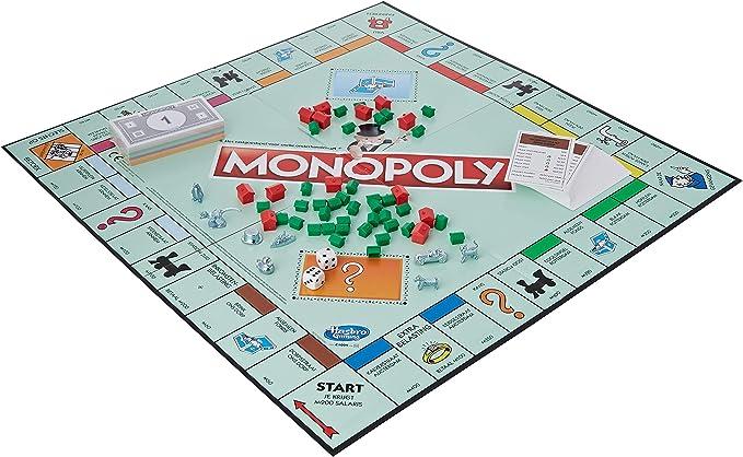 Hasbro- Classic - Monopoly (Versión holandesa) (0604051): Amazon ...