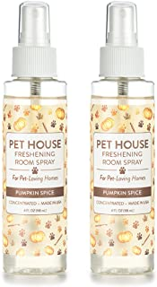 product image for One Fur All Pet House Freshening Room Spray - Concentrated Air Freshening Spray Neutralizes Pet Odor - Non-Toxic Air Freshener – Effective, Fast-Acting – 4 oz
