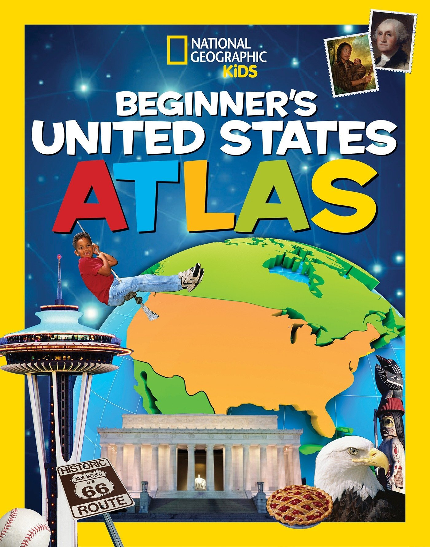 National Geographic Kids Beginner's United States Atlas pdf epub
