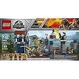 LEGO Jurassic World Dilophosaurus Outpost Attack 75931 Building Kit