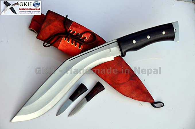 Amazon.com: Authentic Gurkha Kukri Cuchillo – 11