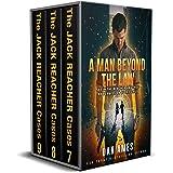 The Jack Reacher Cases (Complete Books #7, #8 & #9 (The Jack Reacher Cases Boxset Book 3)
