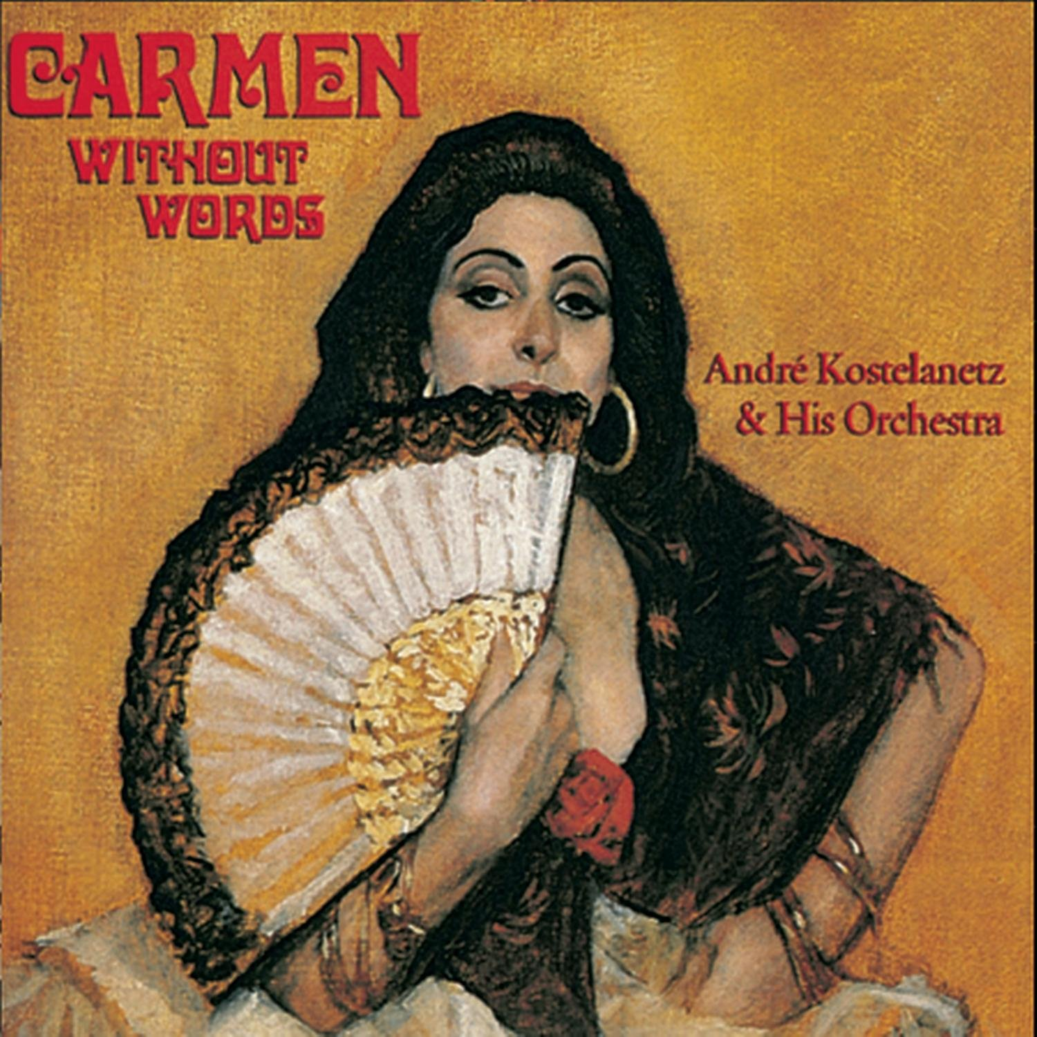 Carmen Without Words by Sony