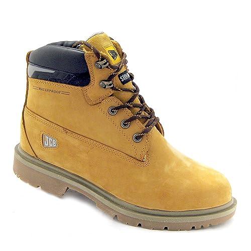 JCB Protector/H S3 Seguridad Hombre, Zapatos De EU 42 ...
