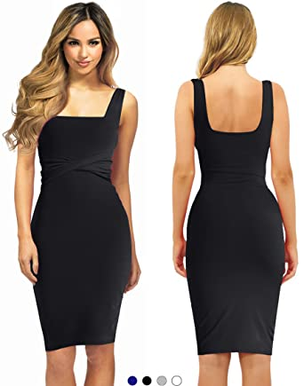818bfe5ac70d Resort Goddess Evening Cocktail Midi Dress For Woman To Sexy Bodycon  Business Office Work Casual Elegant