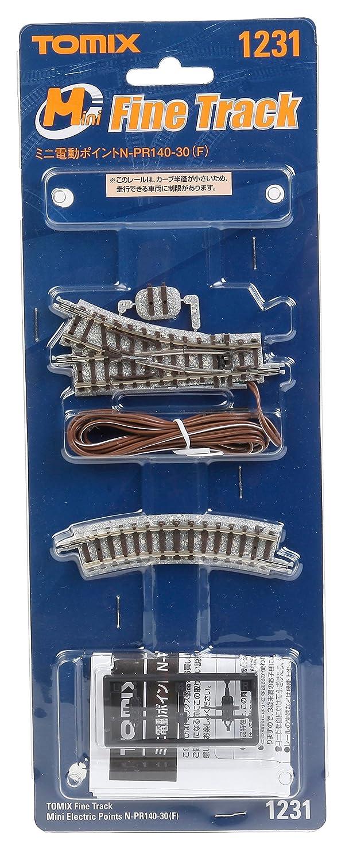TomyTEC 012313 - Elektrische Weiche, Rechts