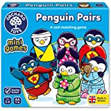 Orchard Toys Penguin Pairs Mini / Travel Game