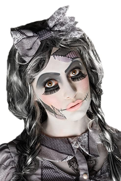 Makeup Set Zombiepuppe Schminkset Gothic Puppe Mehrteilig Kosmetik