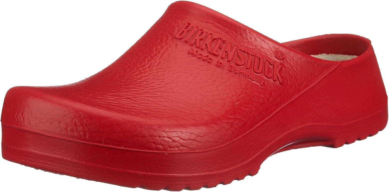 Birkenstock Men´s Super-Birki Red Alpro-Foam Sandals 40 EU (M7/L9 US) R 068031