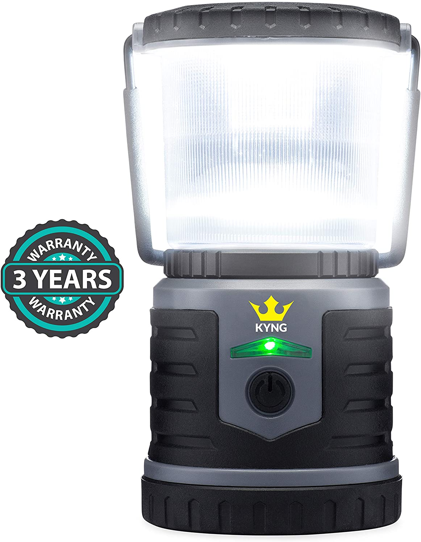 Portable 6 LED USB Solar Rechargeable Lantern Outdoor Camping Lamp Light GA