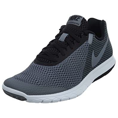 uk availability d8331 cad66 Nike Mens Flex Experience RN 6 Cool Grey Mtlc Grey Wht Blk Size 7.5