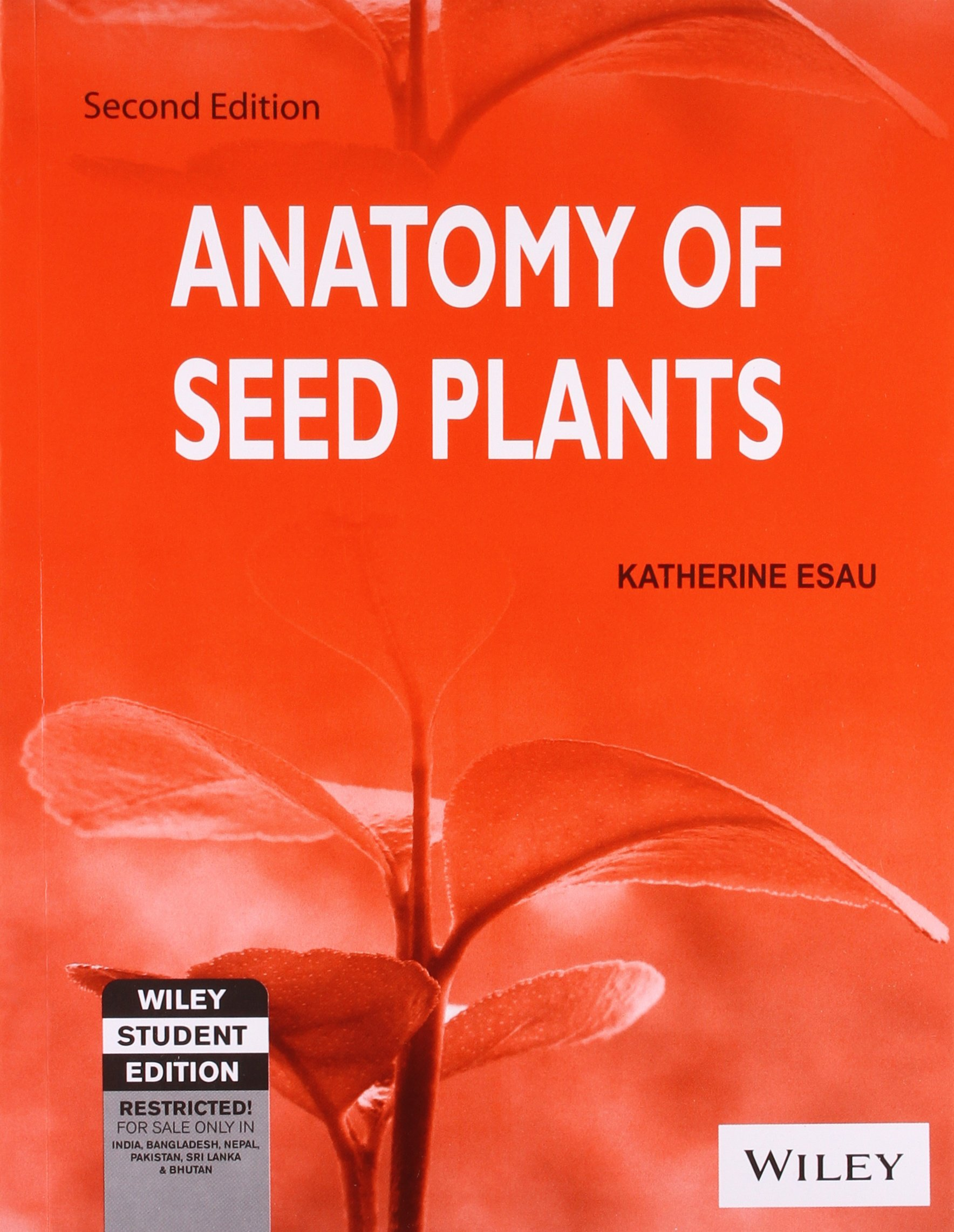 Buy Anatomy Of Seed Plants 2ed Book Online At Low Prices In India