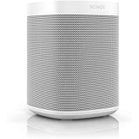 Sonos One Wireless Speaker with Amazon Alexa Voice Assistant (White)