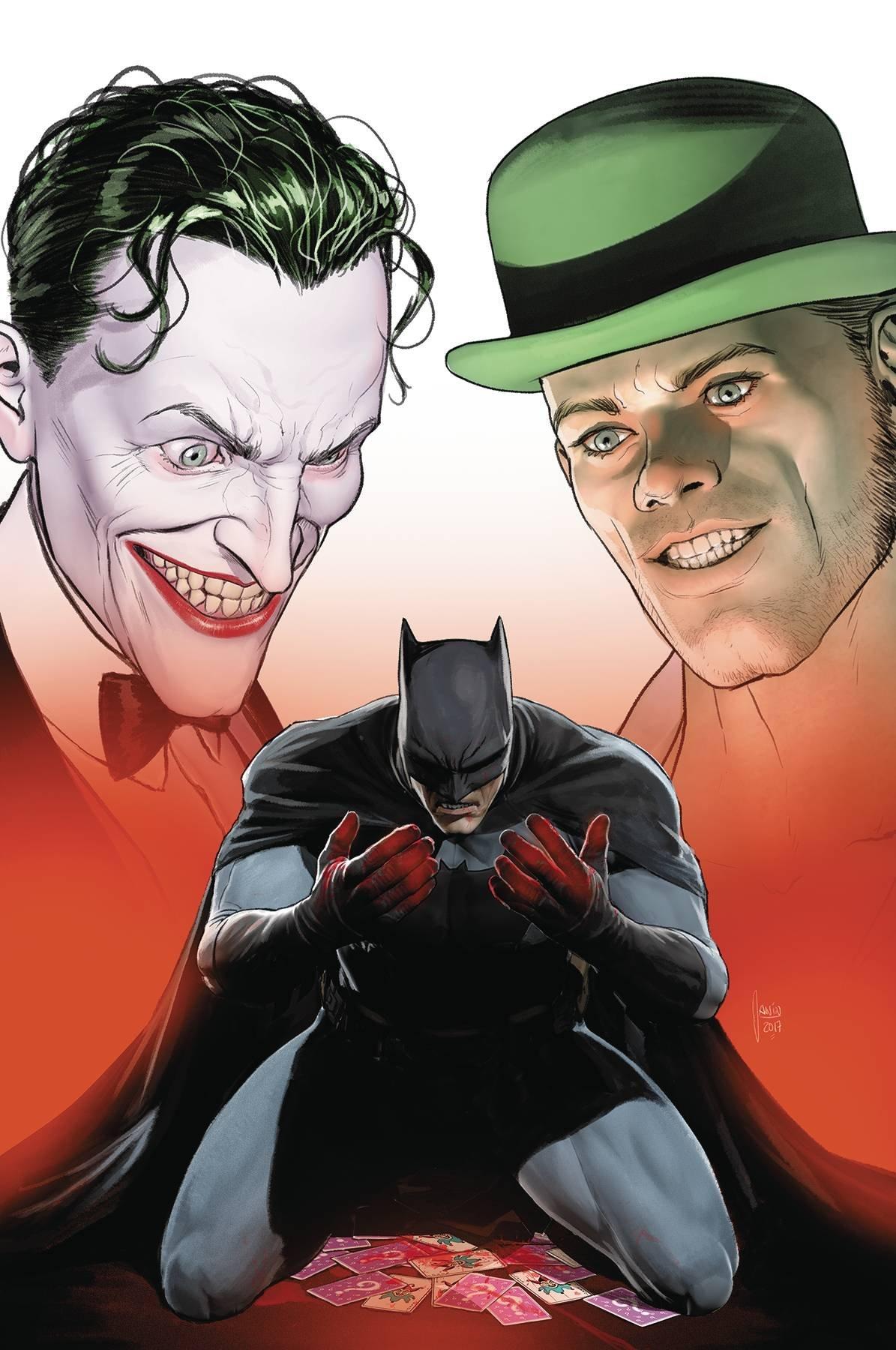 BATMAN #32 REG ED pdf epub