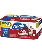 Charmin Ultra Strong Toilet Paper 24 Triple Rolls