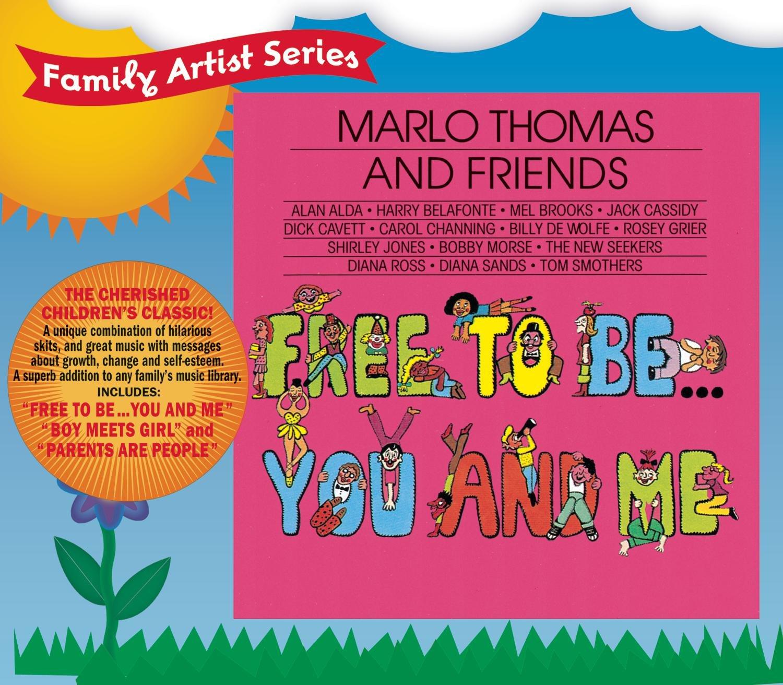 Marlo Thomas Various Artists Free To BeYou And Me Amazon
