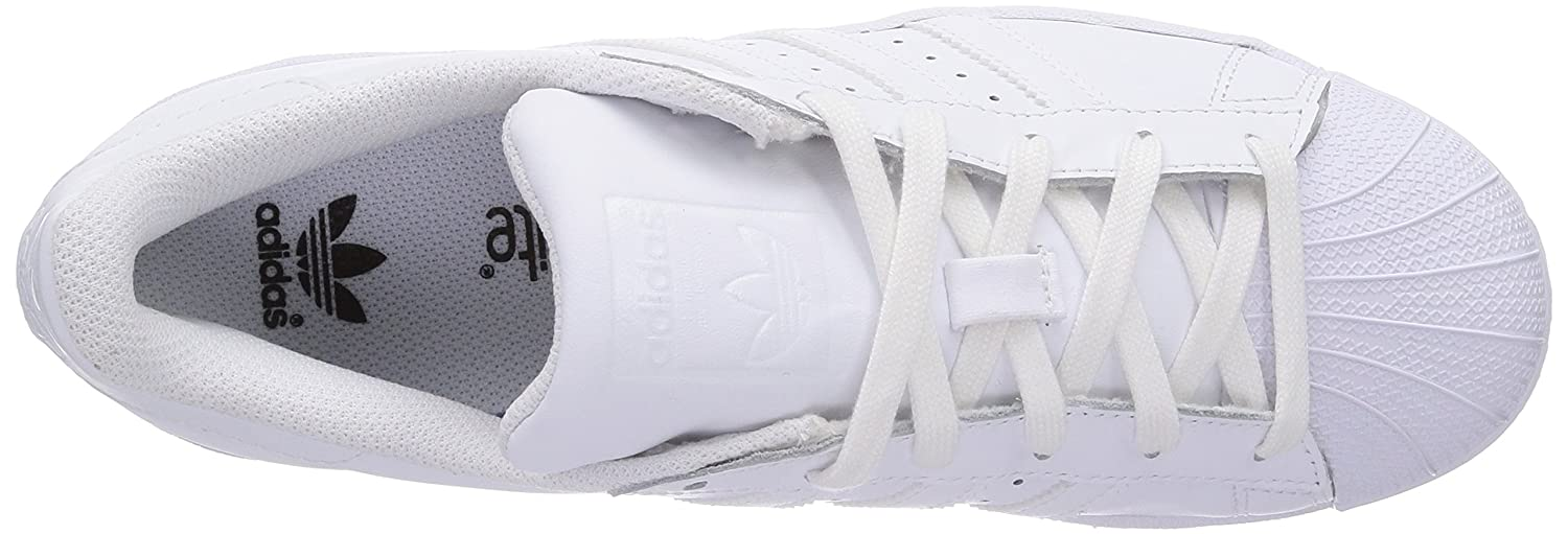 unisex adults superstar foundation trainer
