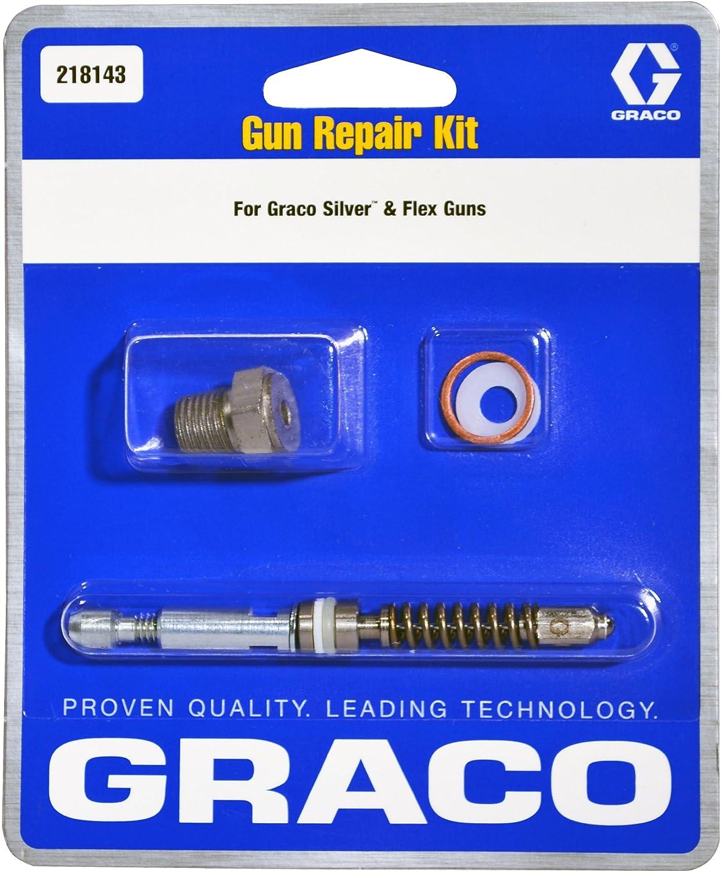 Graco 218070 Gun Repair Kit for Contractor and FTx Airless Paint Spray Guns