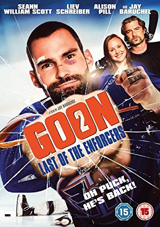 Goon 2 The Last Of The Enforcers Dvd Uk Import Amazonde