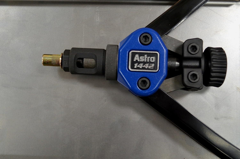 Astro Pneumatic Tool 1442 Nietmuttern Set 33 Cm Metrisch Und Sae Mit 60 Nietmuttern Auto