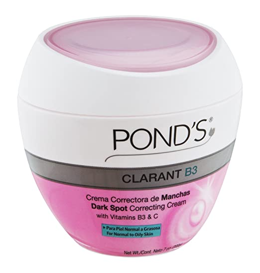 Ponds Clarant B3 Dark Spot Correcting Crm 7Oz