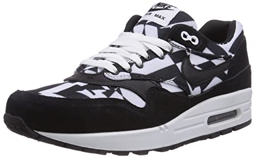 online retailer 38398 fc326 Nike Air Max 1 GPX Mens Running Shoes 684174-100 White Black 9 M US  Buy  Online at Low Prices in India - Amazon.in