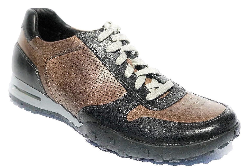 fe3c4e633e Amazon.com | Cole Haan Men's Air Griffen Lace Up Shoes Fashion Sneakers  Black/Grey 7.5 | Fashion Sneakers