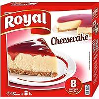 Royal Masa de Tarta de Queso - 325 gr