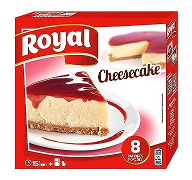 Royal - Masa De Tarta De Queso - Preparado, 325 g