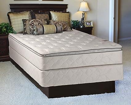 Amazon Com Dream Solutions Usa Sunset Plush Inner Spring Pillowtop