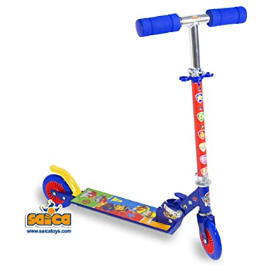 Paw Patrol 7468 2 Wheels Scooter : Toys & Games