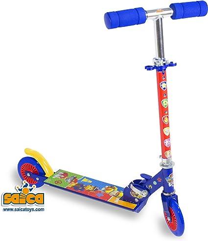 Amazon.com: Paw Patrol 7468 - Patinete de 2 ruedas: Toys & Games