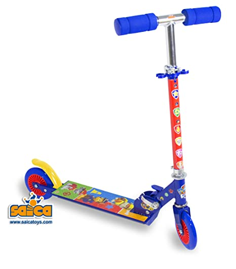 Amazon.com: Paw Patrol 7468 2 Wheels Scooter: Toys & Games